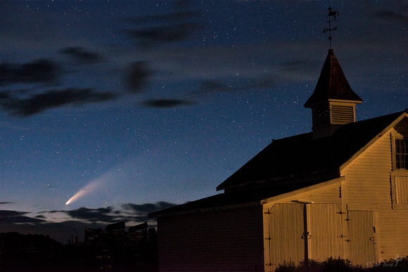 Wondrous Comet at Beckwith Ranch